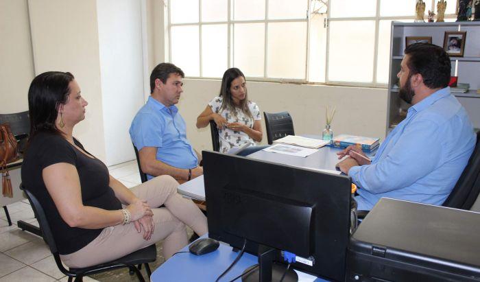 Regional de Manhumirim faz visita técnica a Carangola - Portal Caparaó