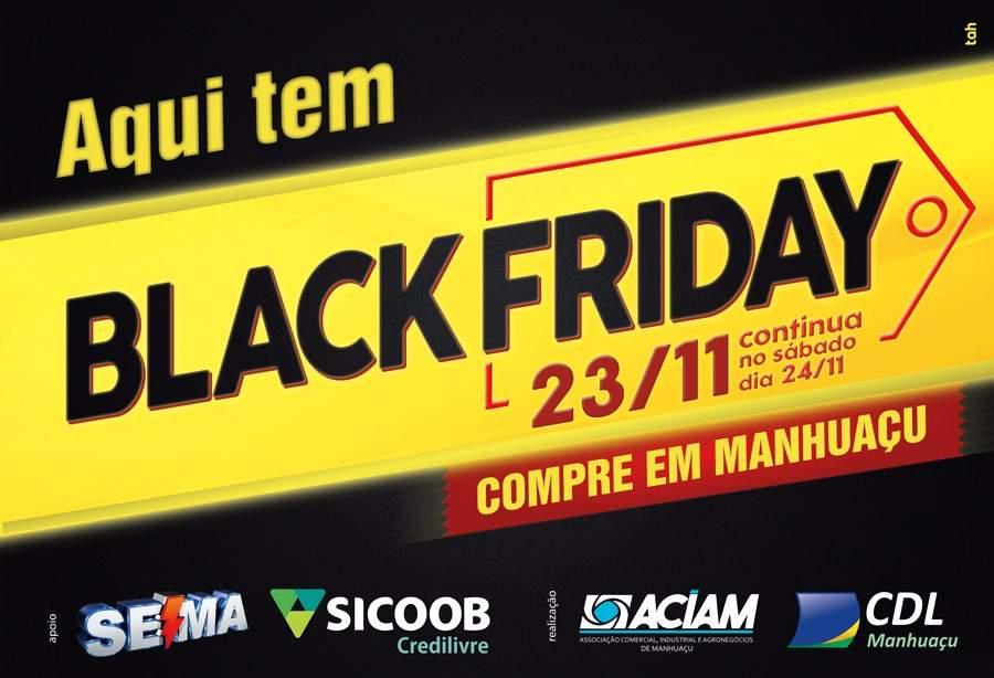 a8cbff7460 Portal Caparaó - ACIAM e CDL promovem campanha da Black Friday nesta ...