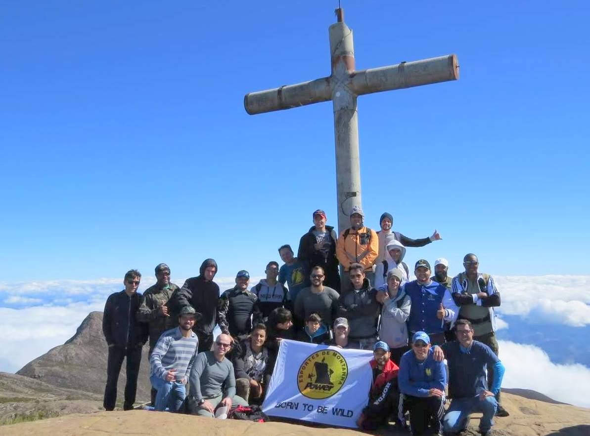 d5aa9d50848f Portal Caparaó - Grupo de 26 pessoas de Manhuaçu faz a travessia do ...
