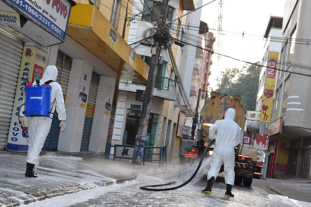 Manhuaçu poderá adotar barreiras sanitárias